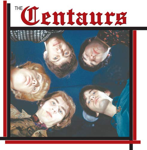 The Centaurs From Canada To Europe Lp