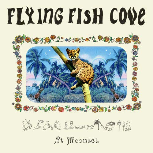 Flying Fish Cove At Moonset Lp