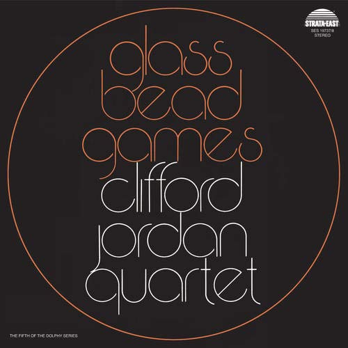 Clifford Jordan Quartet Glass Bead Games Lp