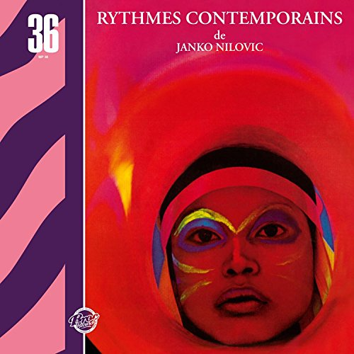 Janko Nilovic Rythmes Contemporains Lp