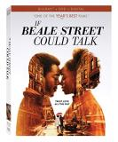 If Beale Street Could Talk Layne James King Blu Ray DVD Dc R