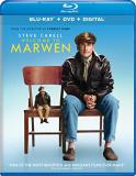 Welcome To Marwen Carell Hentschel Blu Ray DVD Dc Pg13