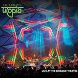 Todd Rundgren's Utopia Live At The Chicago Theatre (green Vinyl) Amped Exclusive
