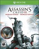 Xbox One Assassin's Creed 3 Remastered