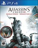 Ps4 Assassin's Creed 3 Remastered