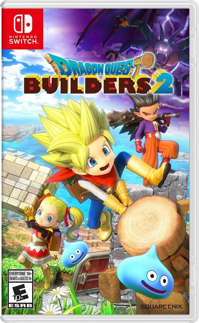 Nintendo Switch Dragon Quest Builders 2