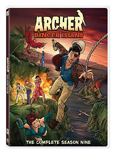 Archer Season 9 DVD Nr