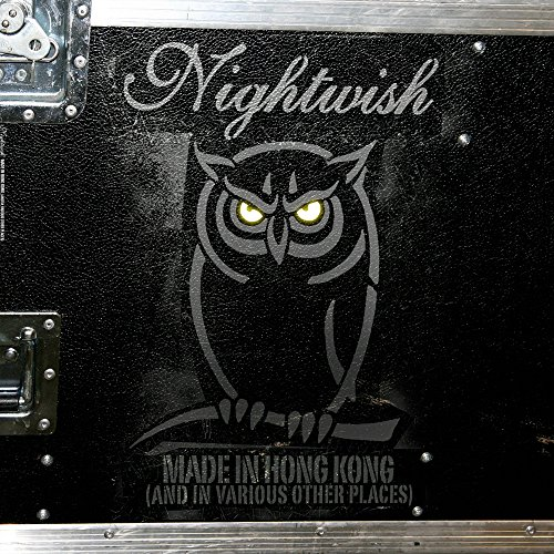 Nightwish/Made in Hong Kong (And in Various Other Places) [Live]@grey / black swirl vinyl