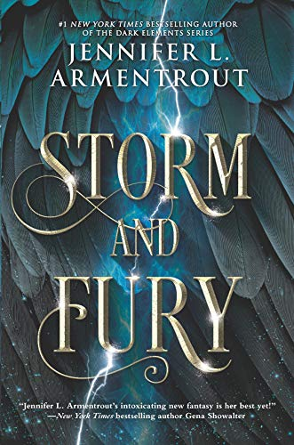 Jennifer L. Armentrout Storm And Fury Original