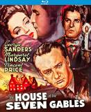 House Of The Seven Gables Price Sanders Blu Ray Nr