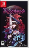 Nintendo Switch Bloodstained