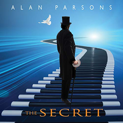 Alan Parsons Secret 2 X CD & DVD