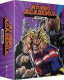 My Hero Academia Season 3 Part 1 Blu Ray DVD Dc Nr Limited Edition