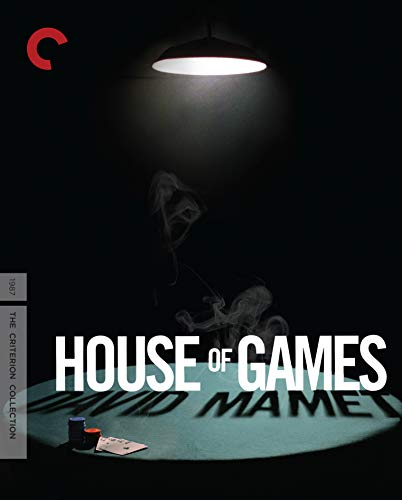 House Of Games Mantegna Crouse Blu Ray Criterion