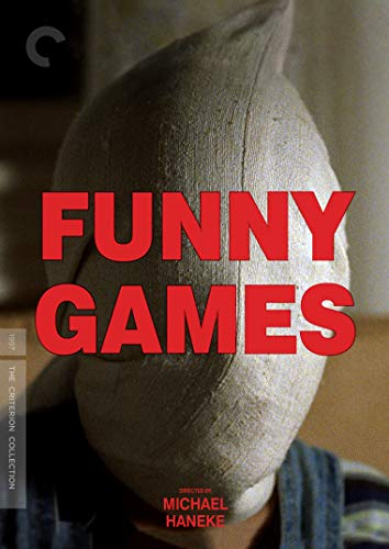 Funny Games Funny Games DVD Criterion