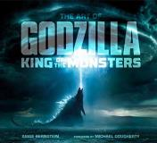 Abbie Bernstein The Art Of Godzilla King Of The Monsters