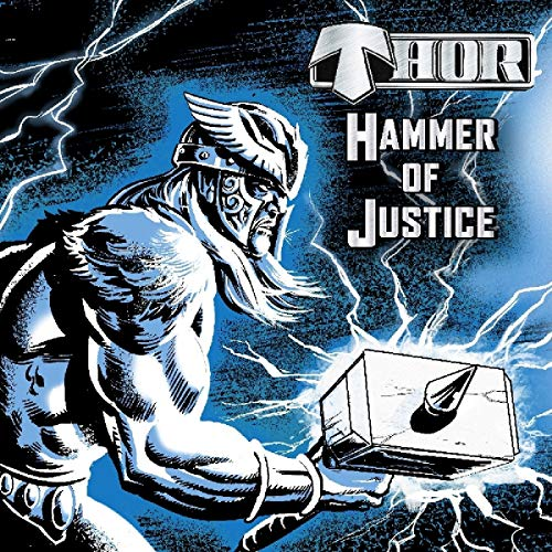 Thor Hammer Of Justice