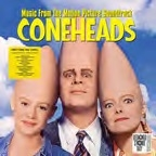 Coneheads Music From The Motion Picture Yellow Lp Rsd Exclusive 2019 Ltd. To 1500