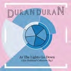 Duran Duran As The Lights Go Down (live) 2lp 2018 Remaster Rsd Exclusive 2019 Ltd. To 2200