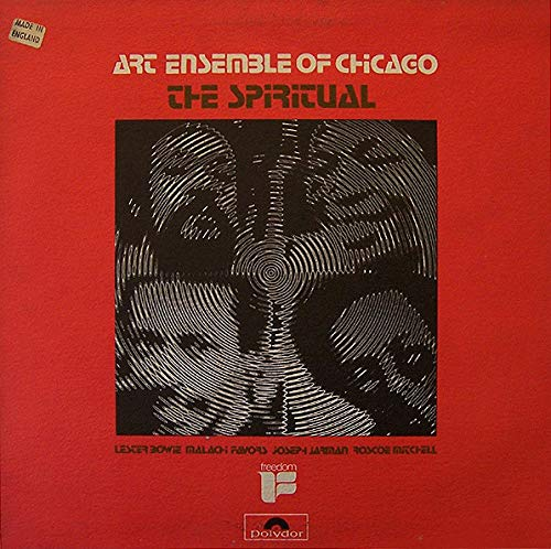 Art Ensemble Of Chicago The Spiritual 180g Red Vinyl Rsd Exclusive 2019 Ltd. To 1100
