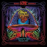 Allman Brothers Bear's Sonic Journals Fillmore East February 1970 2 Lp + Glow In The Dark Poster Rsd 2019