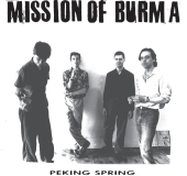 Mission Of Burma Peking Spring Rsd 2019