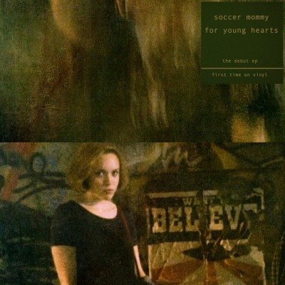 Soccer Mommy For Young Hearts 140g Green Smoke Vinyl Rsd 2019