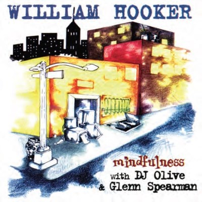 William Hooker Mindfulness 2 Lp Clear Vinyl Rsd Exclusive 2019 Ltd. To 800
