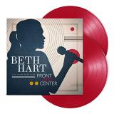 Beth Hart Front & Center (live From New York) 2 Lp Red Vinyl Rsd Exclusive 2019 Ltd. To 750