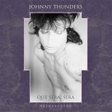Johnny Thunders Que Sera Ser Resurrected (purple & White Vinyl) Rsd 2019 Limited To 1500 Lp