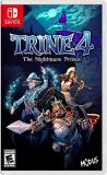 Nintendo Switch Trine 4 The Nightmare Prince