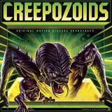 Creepozoids Soundtrack (clear W Silver Pearlescent Swirl & Blood) Rsd 2019 Limited To 500 Lp