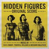 Hidden Figures Score (yellow Or 3 Color Swirl Colored Vinyl Randomly Inserted) Uk Eu Rsd 2019 Limited To 500 Lp
