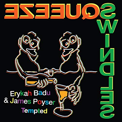 Erykah Badu James Poyser Tempted Rsd 2019 Ltd. To 3500