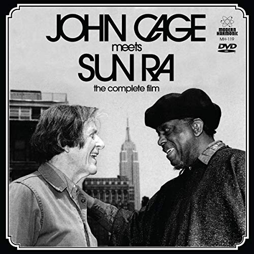 "John Meets Sun Ra Cage John Cage Meets Sun Ra The C 7"" + DVD Rsd 2019 Ltd. To 1500"
