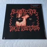 Alice Cooper Dirty Diamonds Blood Splatter Vinyl Rsd 2019 Ltd. To 1000