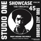"Soul Jazz Records Studio One Showcase 5x7"" Vinyl Box Set Rsd 2019 Ltd. To 700"