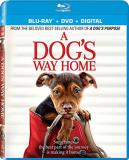 Dog's Way Home Judd Hauer King Olmos Blu Ray DVD Dc Pg