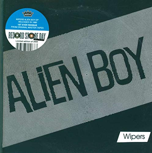 Wipers Alien Boy Ep Rsd 2019