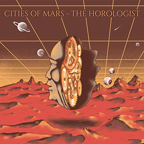 Cities Of Mars The Horologist