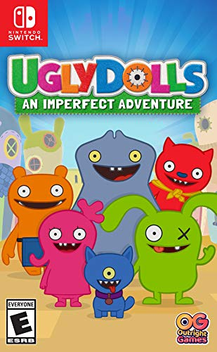 Nintendo Switch Ugly Dolls An Imperfect Adventure