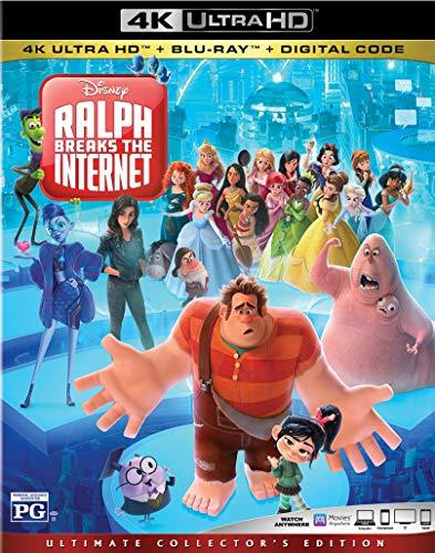 Wreck It Ralph: Ralph Breaks The Internet/Wreck It Ralph: Ralph Breaks The Internet@4KHD@PG