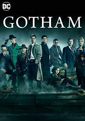 Gotham The Complete Series Blu Ray Nr