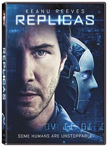 Replicas Reeves Eve DVD Pg13
