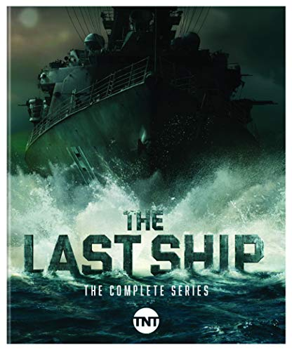 The Last Ship/The Complete Series@DVD