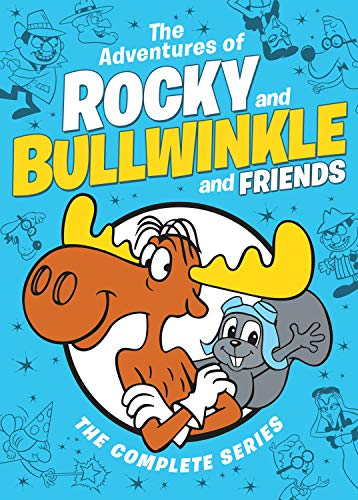 Adventures Of Rocky & Bullwinkle & Friends The Complete Series DVD Nr