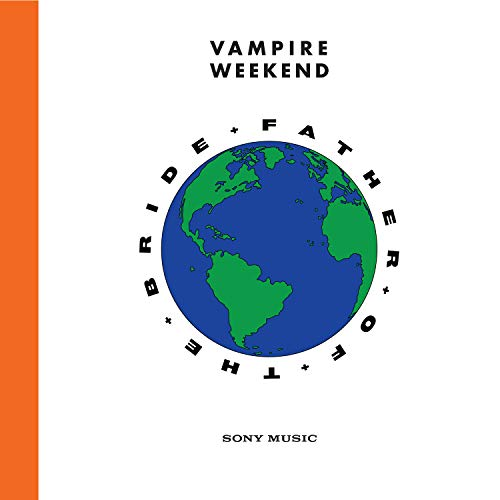 Vampire Weekend Father Of The Bride 2 Lp 140g