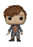 Pop Fantastic Beasts Newt Scamander Crimes Of Grindelwald