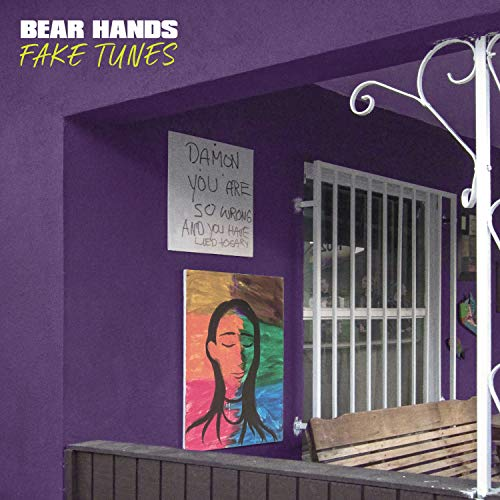 Bear Hands Fake Tunes