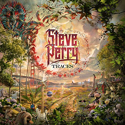 Steve Perry/Traces (Deluxe Edition)